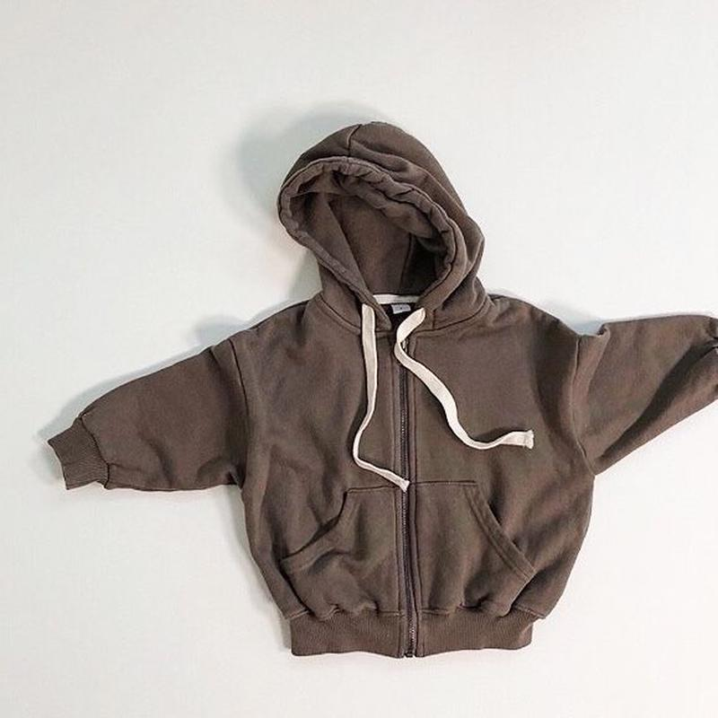marvi zip up hood