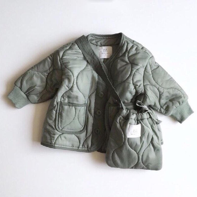 quilting Jacket &  bag
