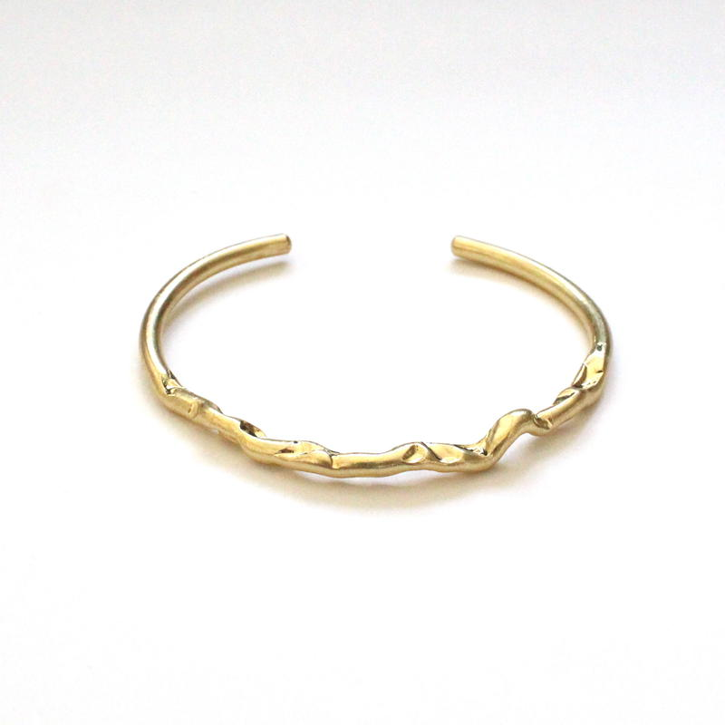 Nuance Gold bangle