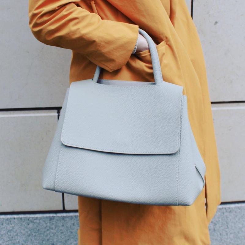 Hewn handbag