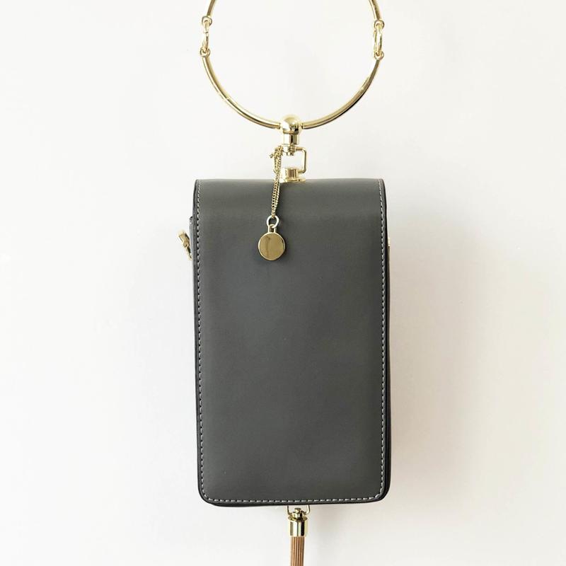 Gold Ring Mini bag