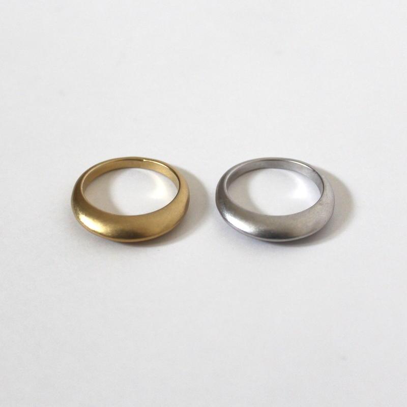 Soft Curve ring
