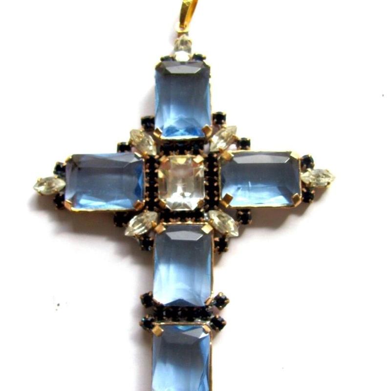 Vintage cross pendant top ヴィンテージ クロス ペンダントトップ