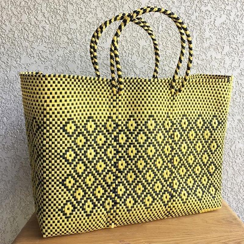 Mexican Plastic Tote bag メキシカントートバッグ L