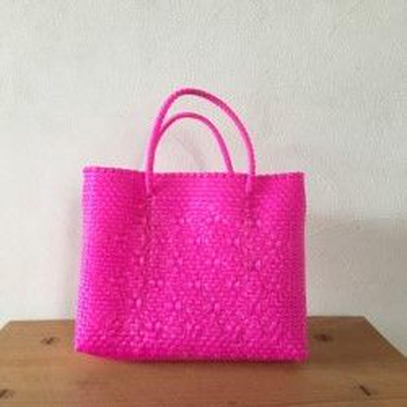Mexican Plastic Tote bag MINI メキシカントートバッグ ミニ B