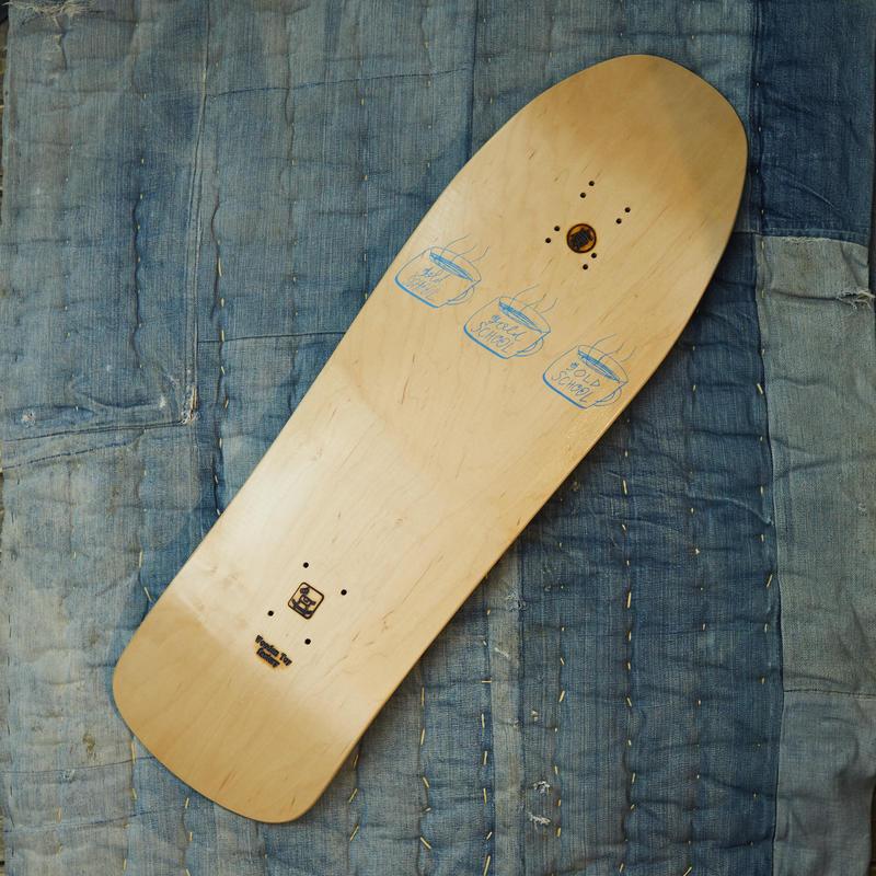 gold school original deck mojo