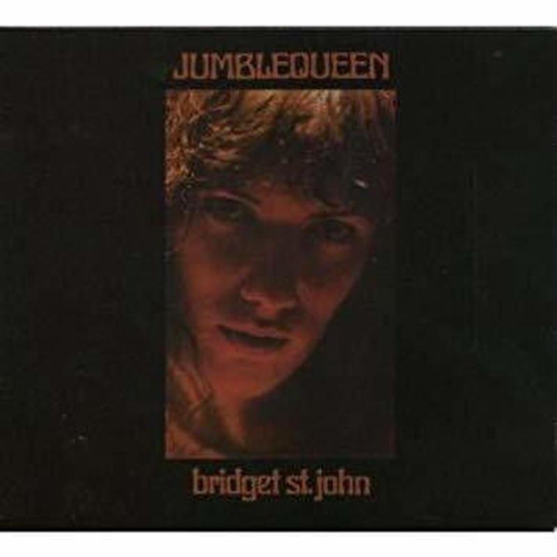 CD「Jumblequeen」 ブリジット・セント・ジョン  輸入盤