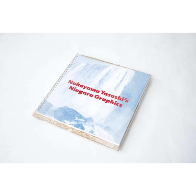Nakayama Yasushi's Niagara Graphics(初版1500部限定付録スペシャルデザイントートバッグ付) / 中山泰