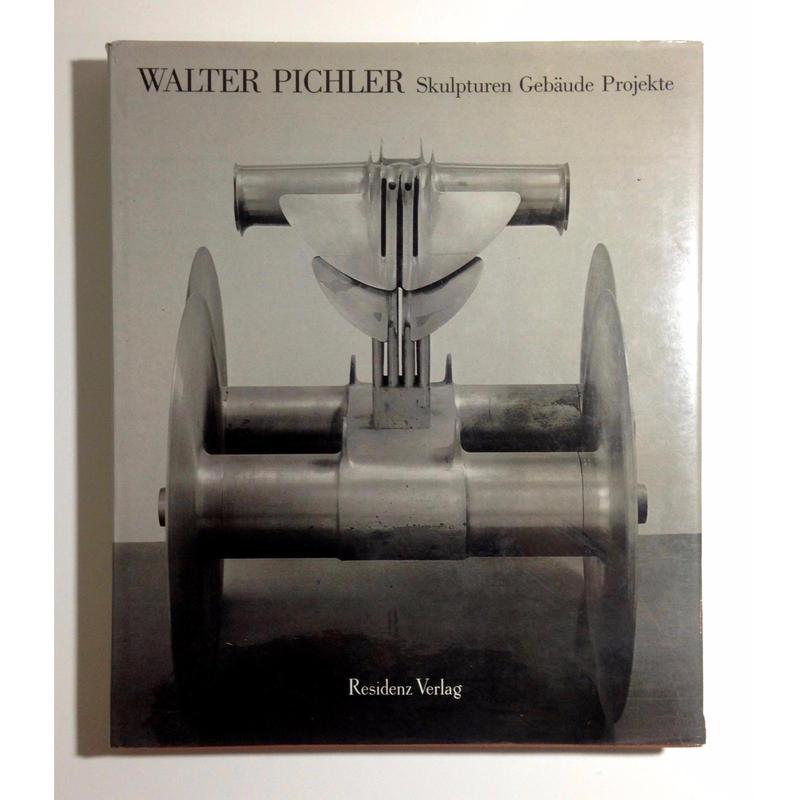Skulpturen Gebäude Projekte - Walter Pichler