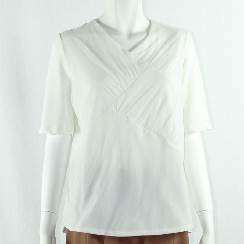 481-2109|チュール重ね Tシャツ