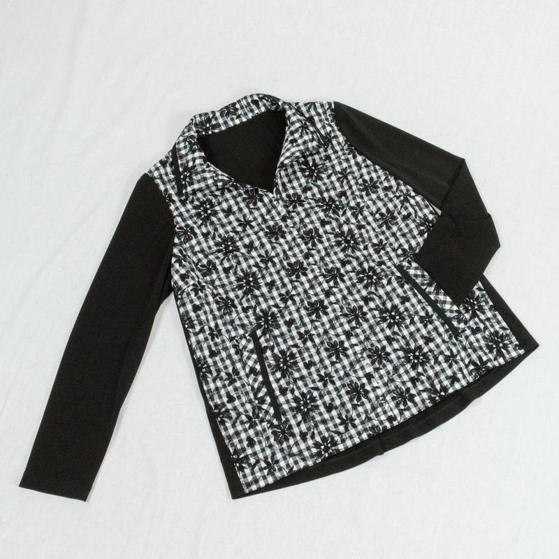 471-1410|刺しゅう入りジャケット