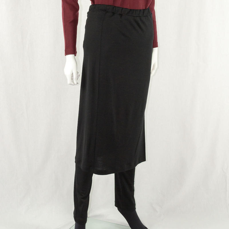 473-1303|スカート付きレギンス
