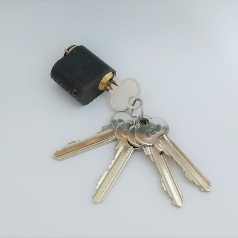 ASSA シリンダー交換 鍵5本付き ※工賃別
