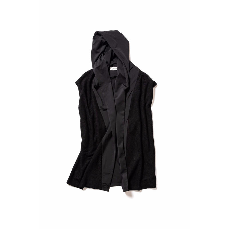 division jersey gown vest