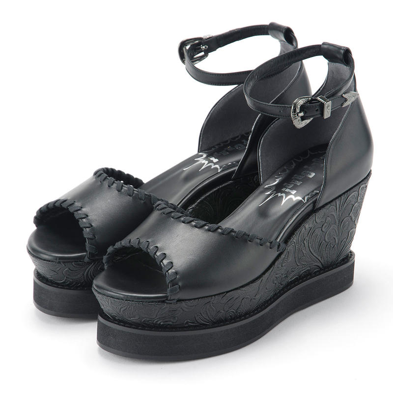 Jgene × HOLY CRAP! 1st collaboration sandal  ※受注製作