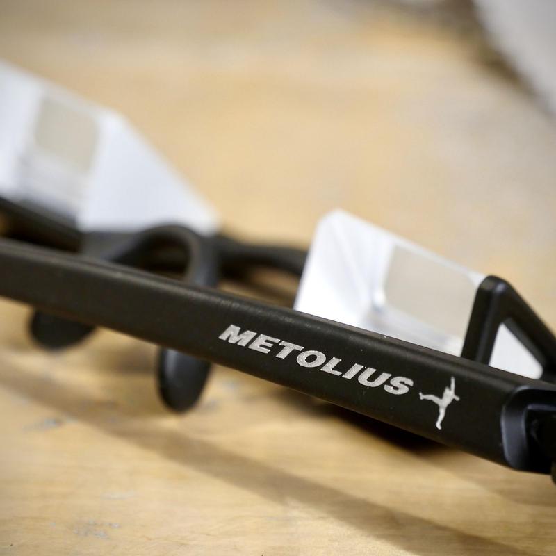 METOLIUS/アップショットビレイグラス
