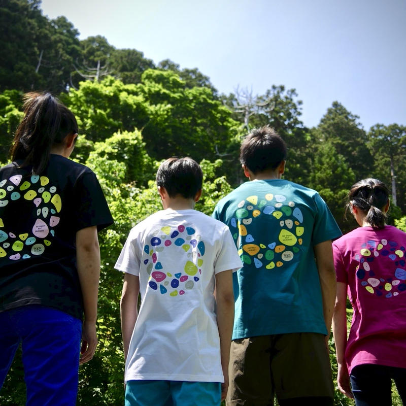 MONKEY MAGIC ×2019 THE NORTH FACE  サポートTシャツ