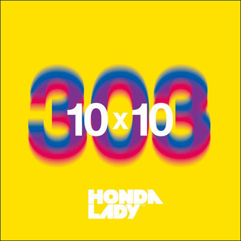 HONDALADY Tribute Album「10x10」(通販専売)