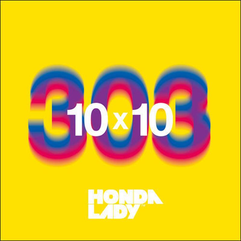 HONDALADY Tribute Album「10x10」(通販専売)