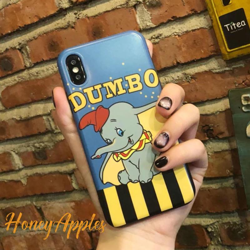 DUMBO iPhoneケース 空飛ぶダンボ ※新機種対応