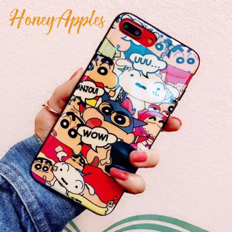 クレヨンしんちゃん UUU... iPhoneケース TPUケース