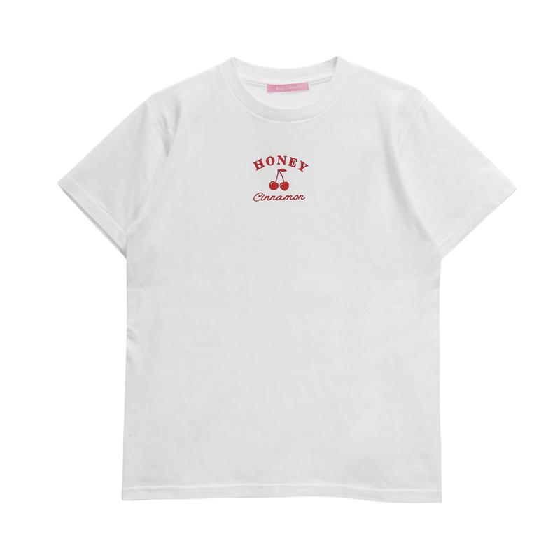 192CS0427 チェリーロゴTシャツ