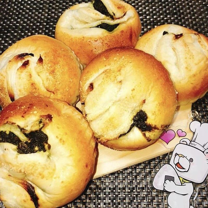 牛すじカレーパン