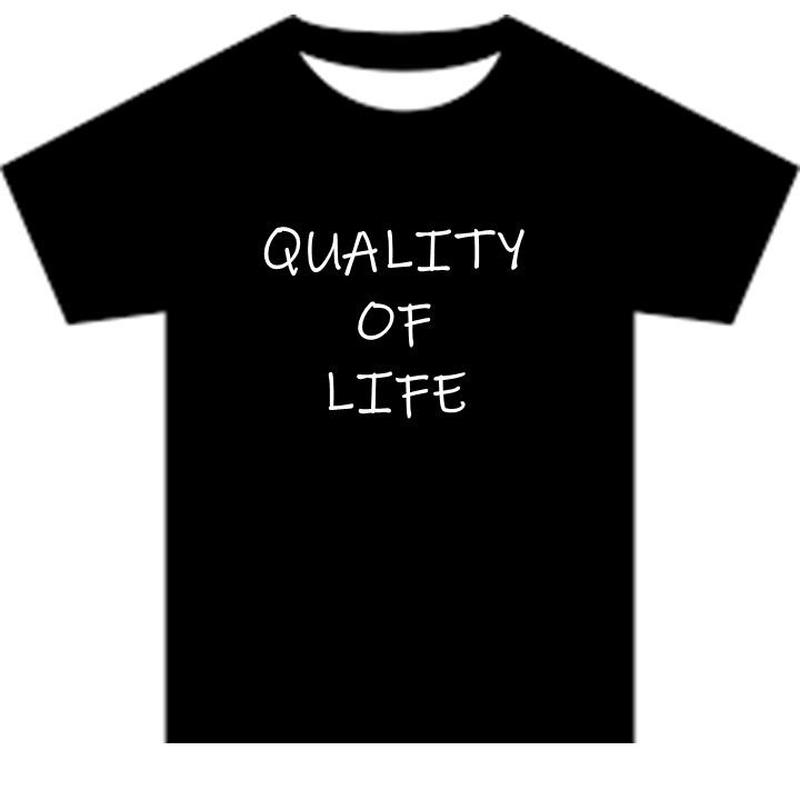 クオリティオブライフTシャツ