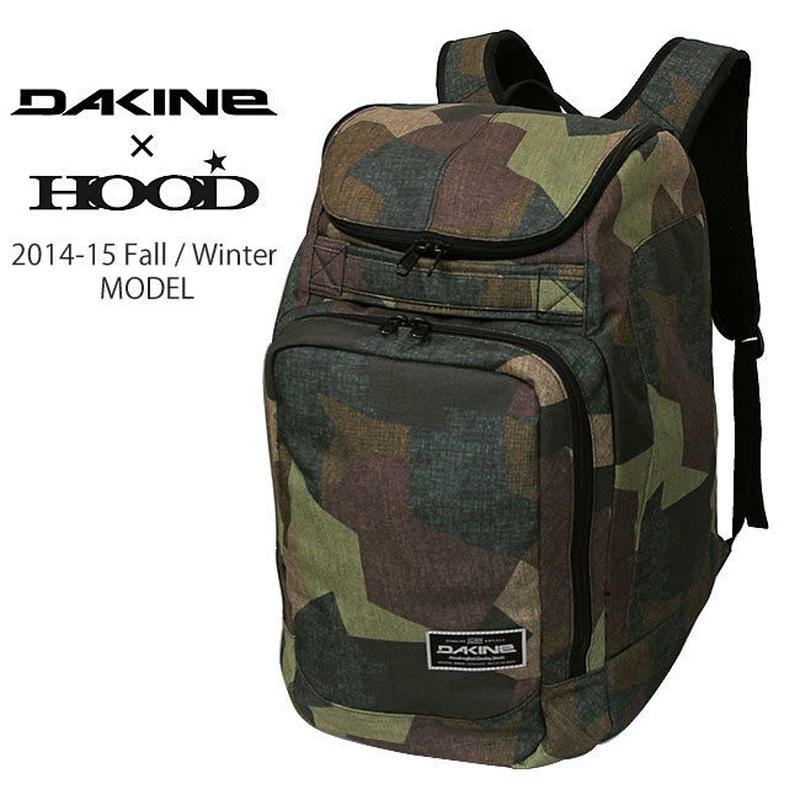 "【HOOD別注商品】DAKINE ""BOOT PACK [50L]"" バックパック 50l PWC"