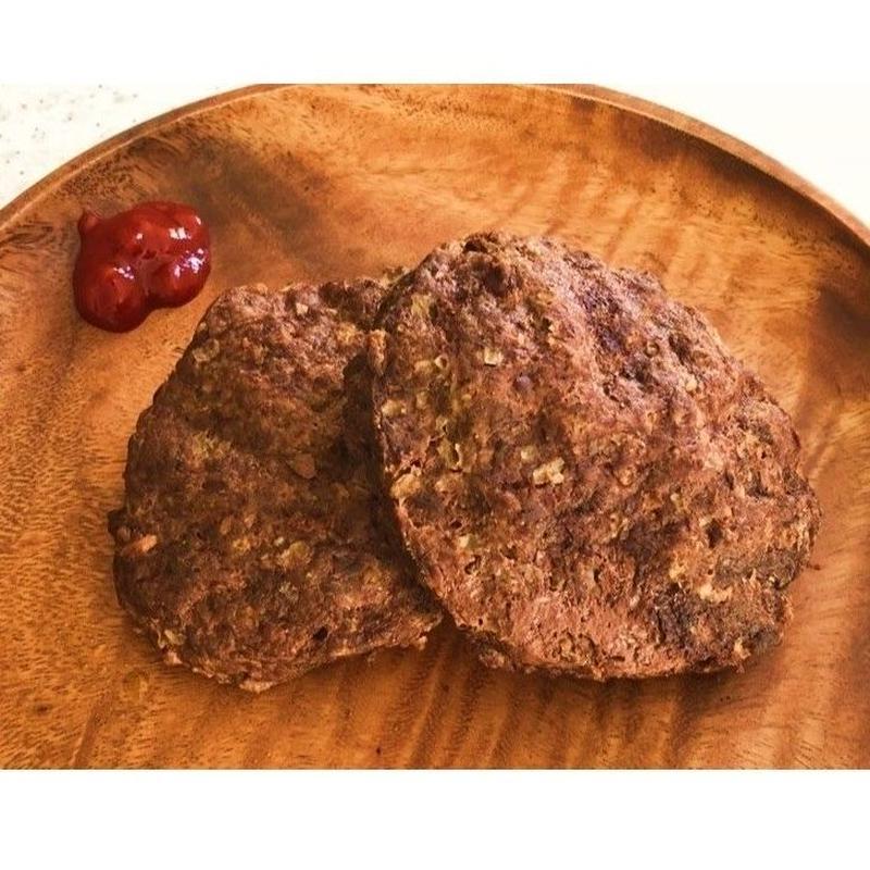 馬肉ジンバーグ 1.5kg分            (150g×10パテ)