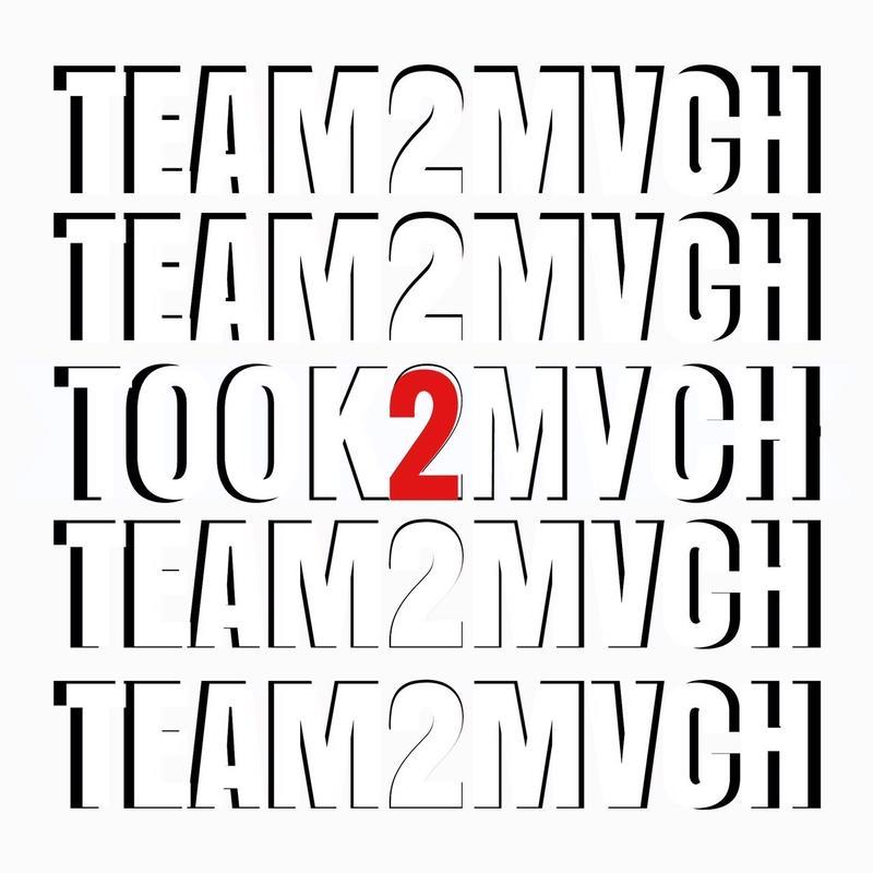 TEAM2MVCH / TOOK2MVCH(限定Tシャツ&特典音源&サイン入りセット)