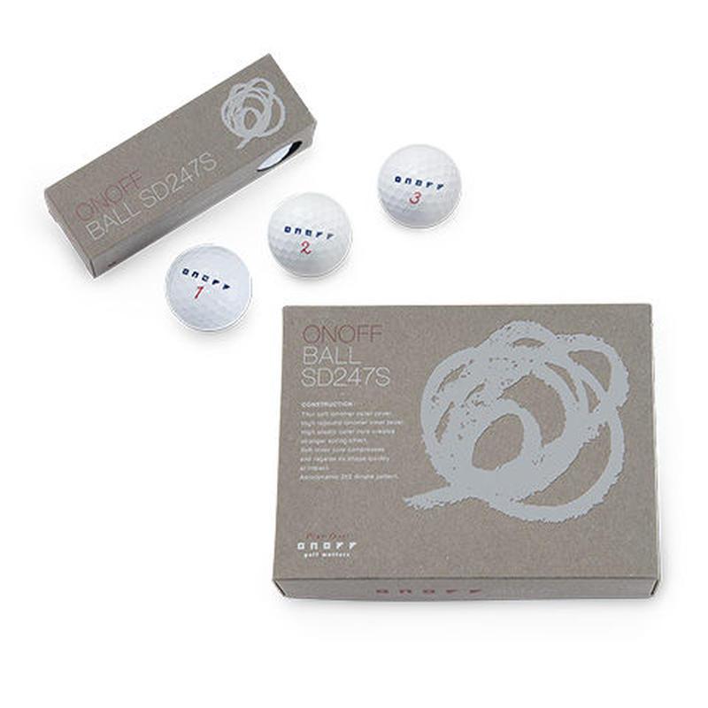 ONOFF golf matters / Ball SD247S