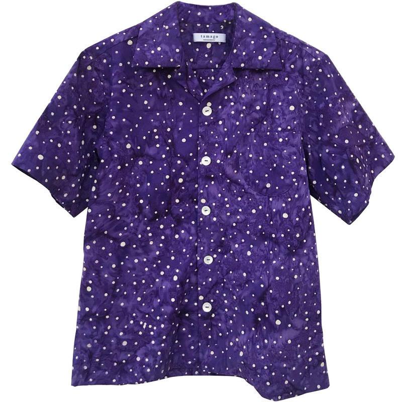 tamago - Men's  shirt / Batik from Hawaii