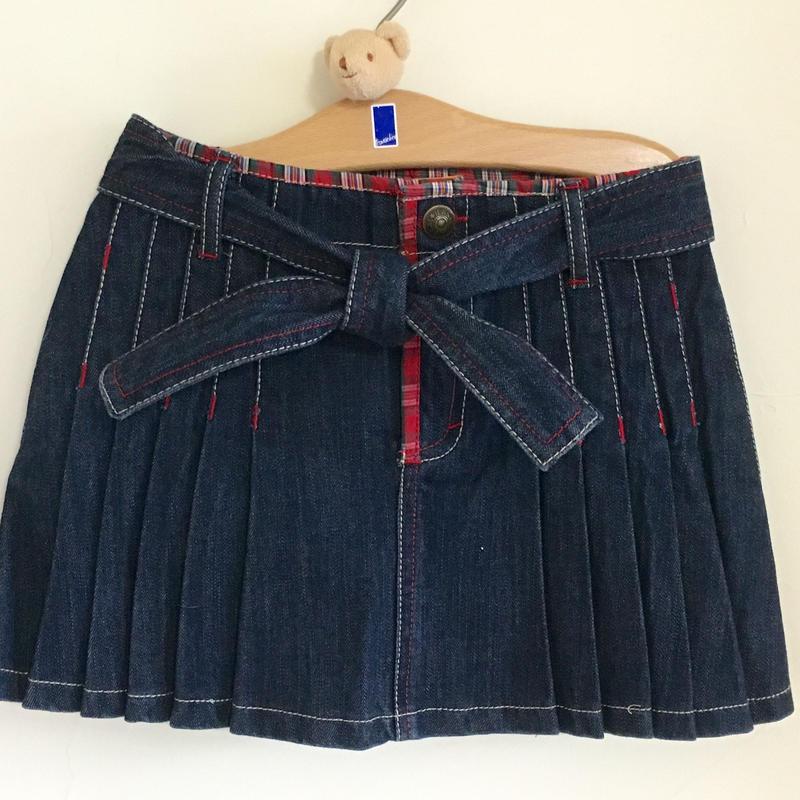 スペイン Mayoral プリーツスカート 5T