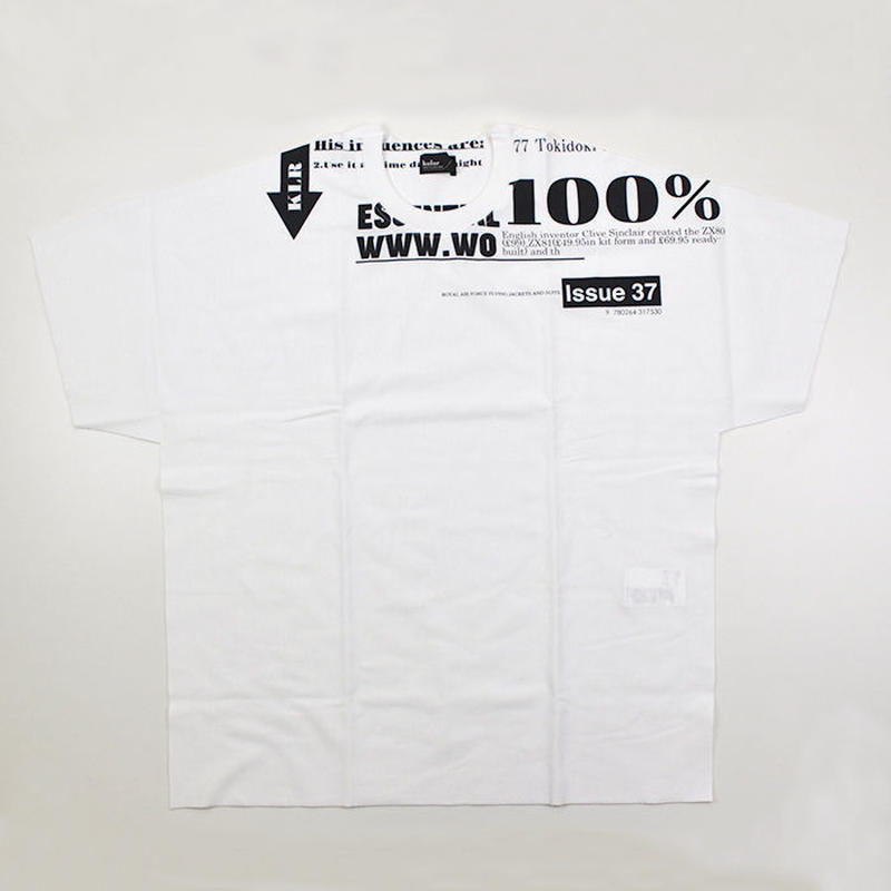 kolor | 19SCM-T07204  | REAL WHITE