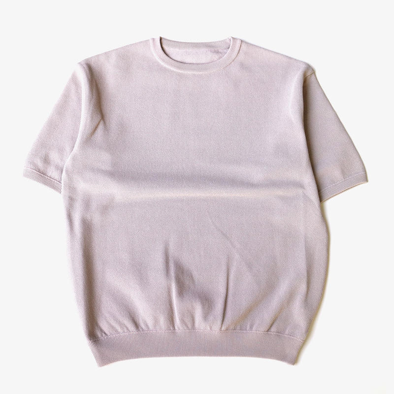 crepuscule | S/S knit | Beige