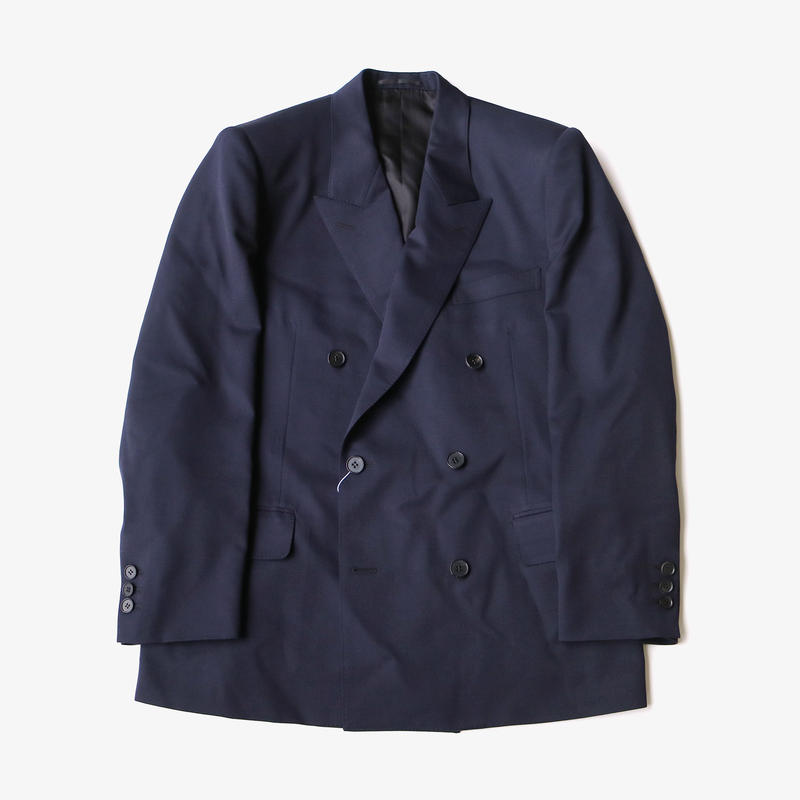 LITTLEBIG | Double Breasted JKT | Navy