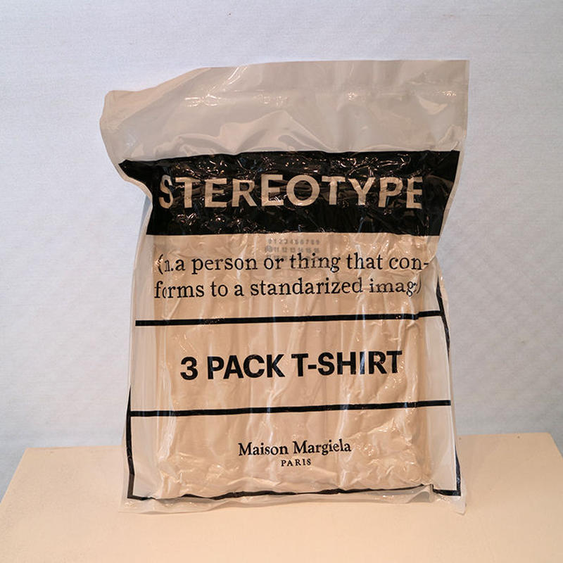Maison Margiela | PACK T-SHIRT | Black