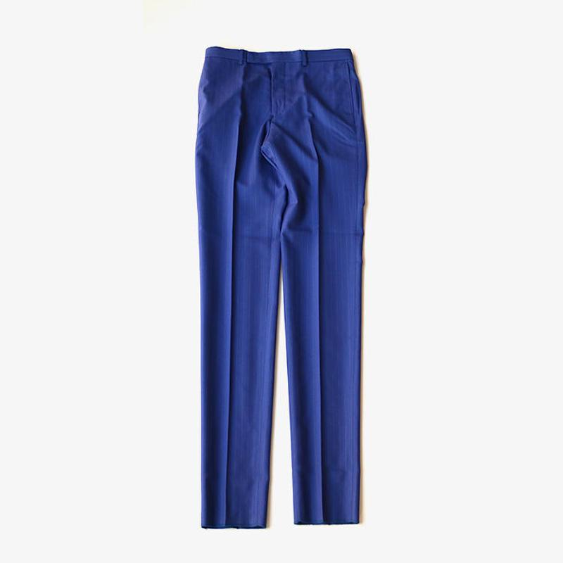 LITTLEBIG | Stripe Slim Trousers |  Blue