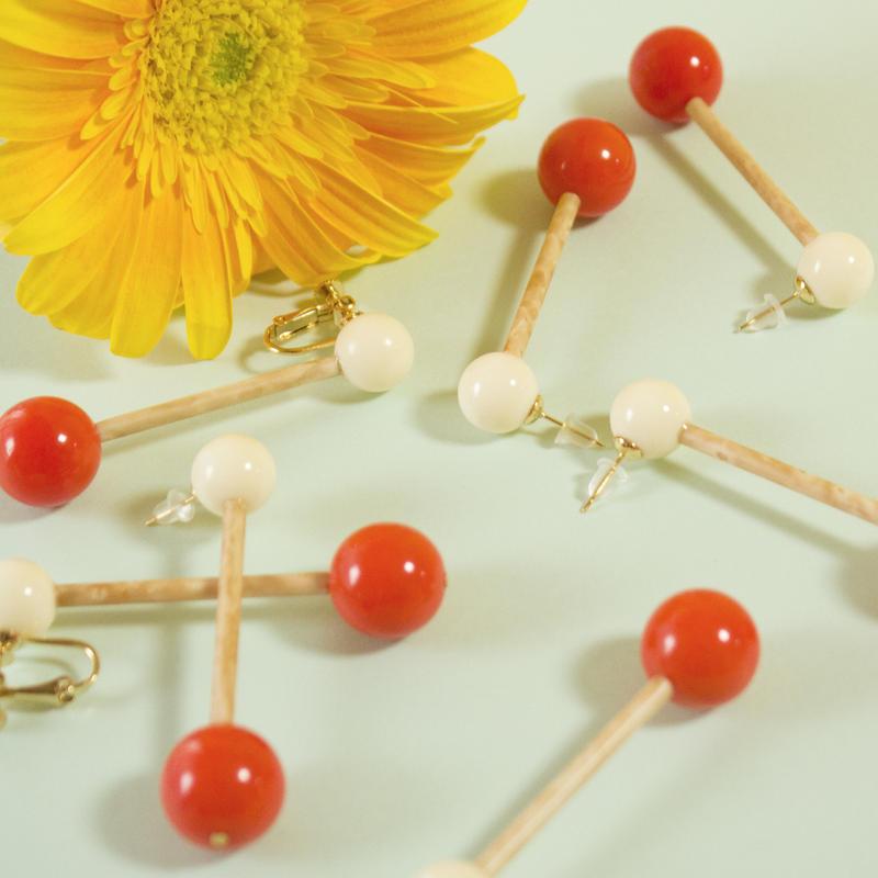 Flower Earring TIPE-2