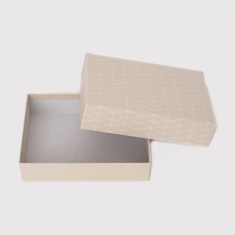PAPERBOX_M / GEOMETRY (cashmere)