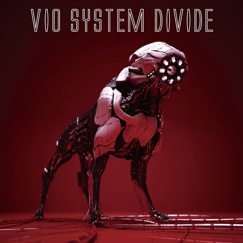 VIO SYSTEM DIVIDE - VIO SYSTEM DIVIDE 2nd ALBUM