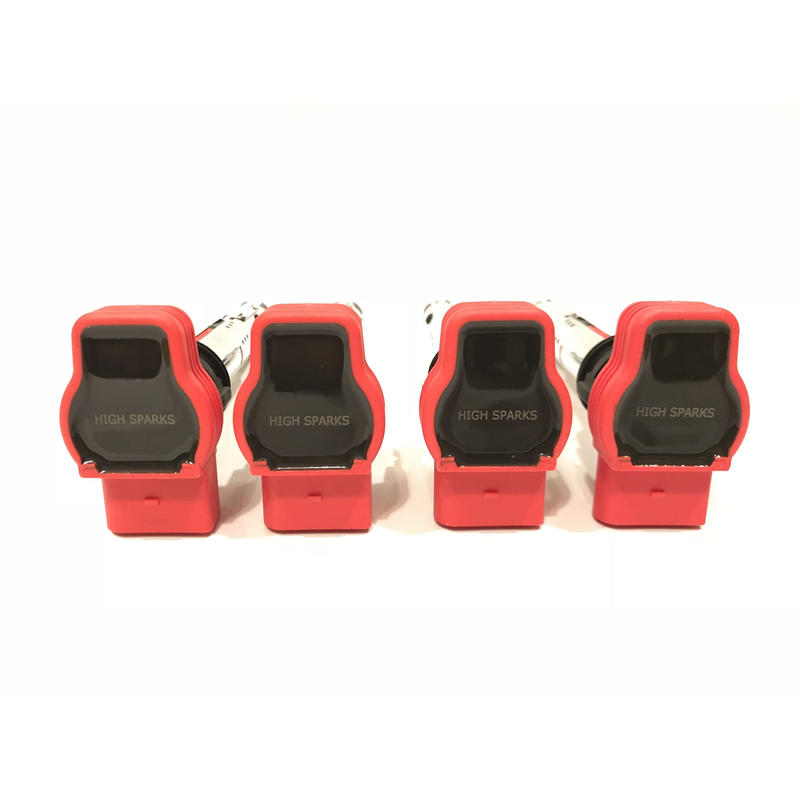 AUDI 1.8 2.0 4.2 A3 A4 A5 A6 Q3 Q5 Q7 S3 TTS TT RS4 RS5 R8 #HighSparkイグニッションコイル