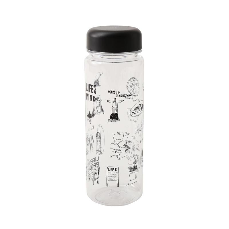 リユースボトル(500ml)透明