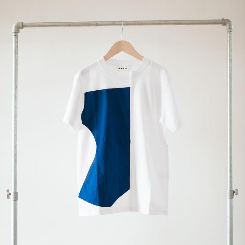 AMBELL パッチTシャツ