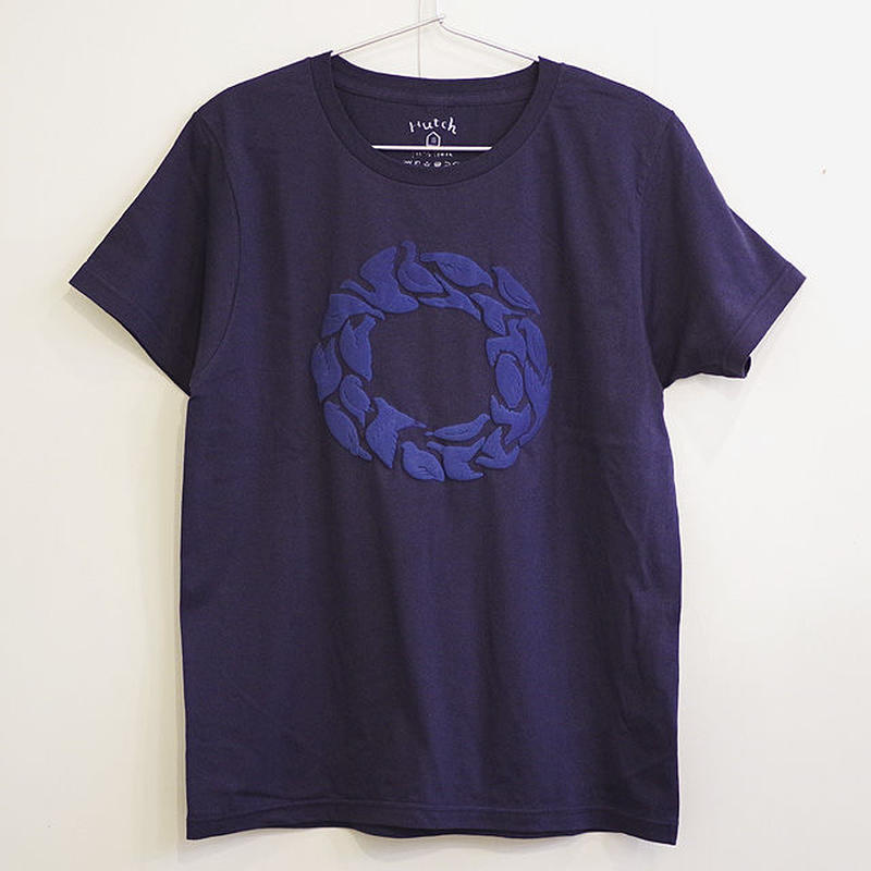 とりリース Tee/Blu