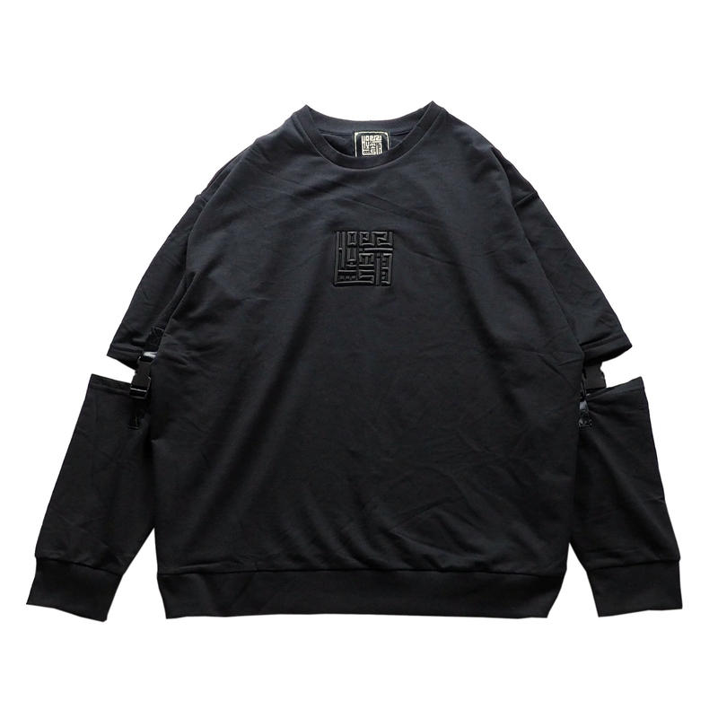 HIELOGO ATTACHMENT LONGSLEEVE