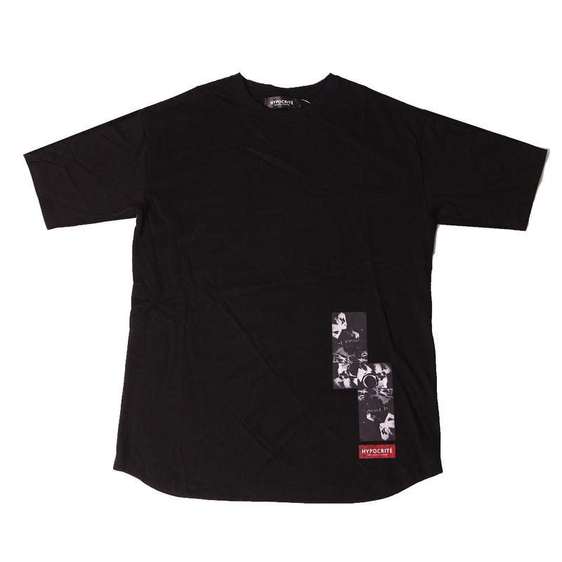 HOLE OVER TEE (BLK)