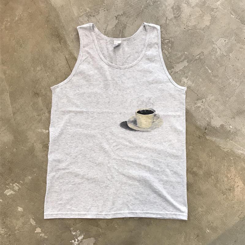 """■お問い合わせ商品■ gourmet  jeans """"グルメな美食Tank""""(コーヒー)"""
