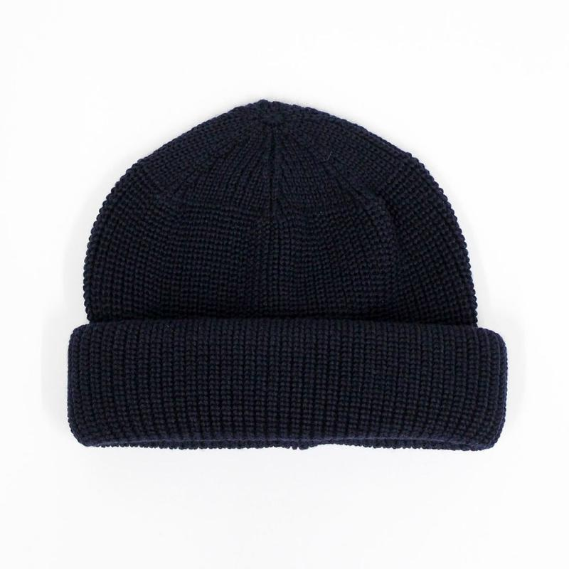 "RACAL ""SK8 Knit CAP""/ラカル""スケートニットキャップ"" (ネイビー)"